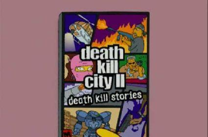 The Simpsons presents Death Kill City II