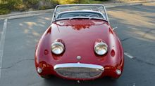 Bug Out In This 1960 Austin-Healey Sprite