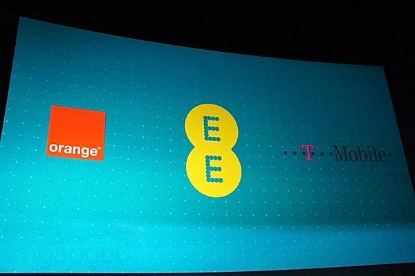 Everything Everywhere announces the UK's first major LTE service, EE: combines Orange and T-Mobile networks