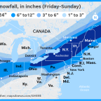 More snow! Airlines expand change fees as new storms approach