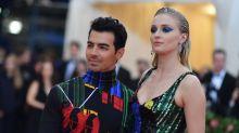 Sophie Turner and Joe Jonas make their Met Gala debut as a married couple