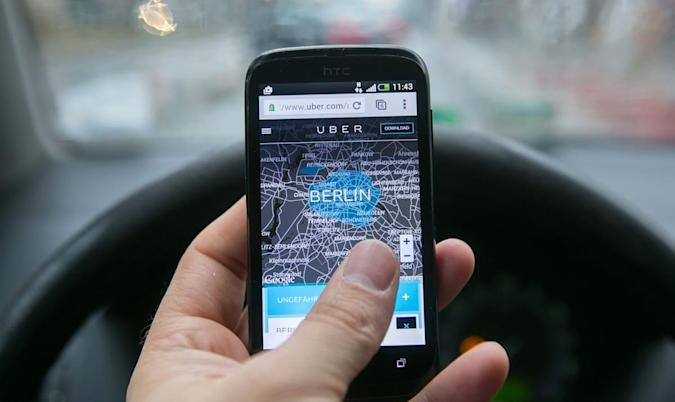 Uber shuts down in three German cities amid driver shortage