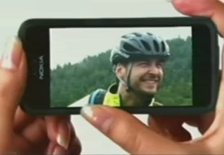 The Nokia iPhone commercial