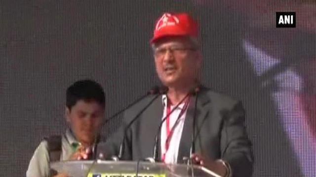 'PM's visit to J and K stands as of now': Omar Abdullah