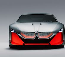 Photos of the BMW M Next Concept