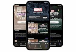 Marvel shows are now available through Apple Podcasts subscriptions