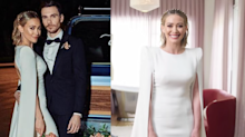 Hilary Duff turned to a Canadian makeup favourite for her wedding day look
