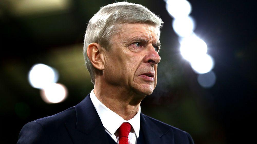 Verkündet Arsene Wenger seine Zukunft nach ManCity-Spiel?