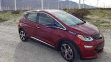 C-Suite Rides: Chevy's all-electric Bolt charges on (Photos)