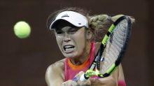 Tennis: Wozniacki taking advantage of Serena's absence to climb rankings