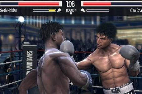 Real Boxing hooks into Vita in August via PSN [update]
