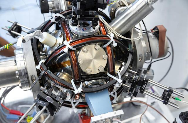 Quantum 'compass' promises navigation without using GPS