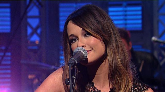 David Letterman - Kacey Musgraves: