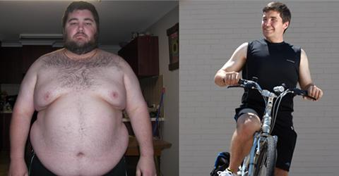 Weight Loss Stories - How I Lost 71 Kilos