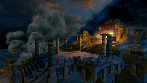 Ankh out with Lara Croft and the Temple of Osiris' dev diary series