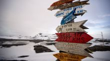 Cold but safe: Argentines in Antarctica rarely don masks