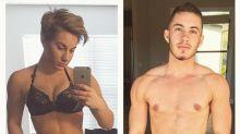 Homem trans compartilha o incrível antes e depois da transição nas redes sociais