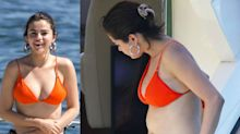 Selena Gomez claps back at bikini body shamers