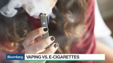 CDC Links THC Vaping Products to Lung Illness