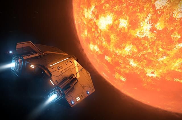 Space-sim 'Elite: Dangerous' comes to Xbox One on October 6th