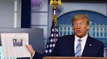 The Wall Street Journal ridicules Trump in public feud after the paper questioned his usefulness to the Republican Party