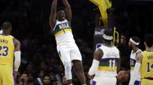The gift Zion Williamson 'blessed' his Pelicans teammates with