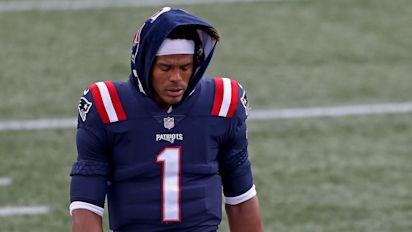Newton 'embarrassed,' but understands benching