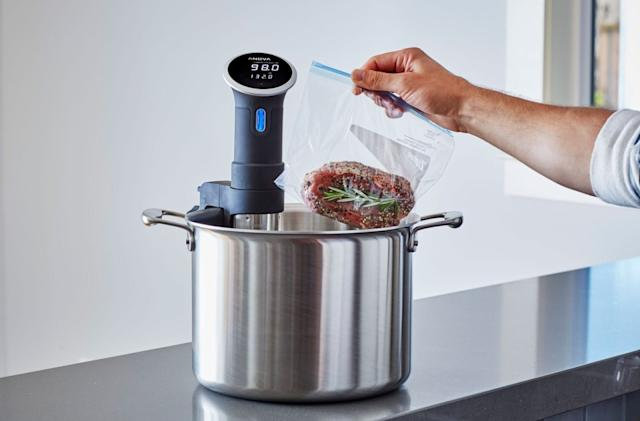 Anova's Sous Vide Precision Cooker Pro is $200 off on Amazon