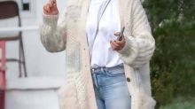 Jennifer Lopez Just Wore a Fall Piece From Coach's Forgotten Sale Section