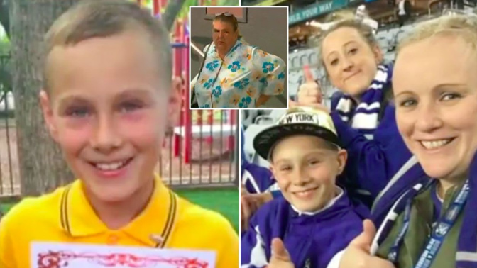 Family's grief over junkie's sentence after crash that killed boy