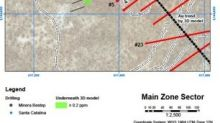 Colibri Confirms New Drill Targets on Pilar Property Using 3D Modelling Software
