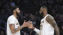 Who's the X-factor for LeBron James and Anthony Davis' title hopes?