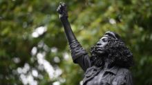 'Hope flows through this statue': Marc Quinn on replacing Colston with Jen Reid, a Black Lives Matter protester