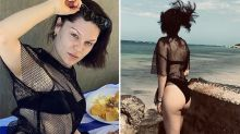 Jessie J doesn't care what you think of her cellulite