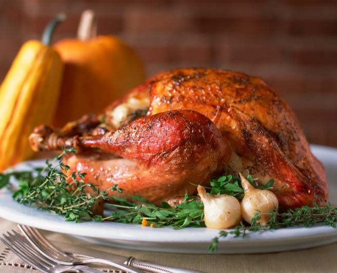<p>Roasted turkey is actually delicious—if you do it right! From dry meat to burnt skin, these turkey hacks can help save Thanksgiving.</p> <p><em>Image Credit: Getty Images</em></p>