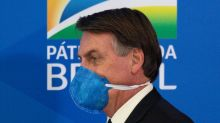 Coronavirus: Brazil's Bolsonaro in denial and out on a limb