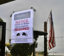 California restaurant vows to serve only unvaccinated diners