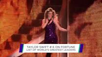 Taylor Swift for President?