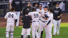 Luke Voit lifts Yankees past Orioles 2-1 in 10 innings