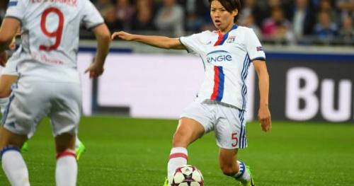 Foot - C1 (F) - Ligue des champions féminine : Lyon s'impose à Manchester City et met un pied en finale