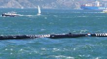 «Ocean Cleanup» - Großreinemachen auf dem Pazifik beginnt