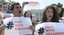 """Los """"dreamers"""" buscan venganza electoral en el aniversario del cierre de DACA"""
