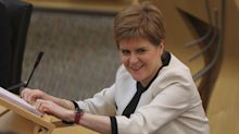 Nicola Sturgeon announces independence referendum Bill plan in the 'middle of a pandemic'