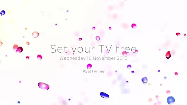 Sky wants to 'set your TV free' on November 18th