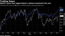 Splunk Gains After Third Quarter Sales Beat Highest Estimate