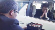 ¿Asistirías a un funeral desde la comodidad de tu coche? En Japón parece que sí