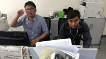 Myanmar government says case against Reuters journalists can proceed