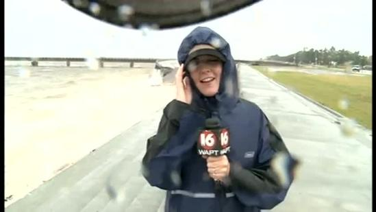 16 WAPT News reports from Gulf Coast as Isaac approaches