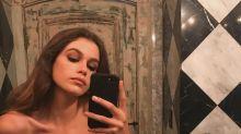 ¿Dejarías que tu hija posara en Instagram como Kaia Gerber?