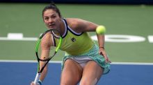 La rusa Margarita Gasparyan elimina a Mónica Puig en primera ronda